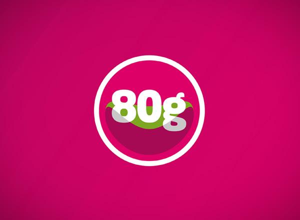 80g logo