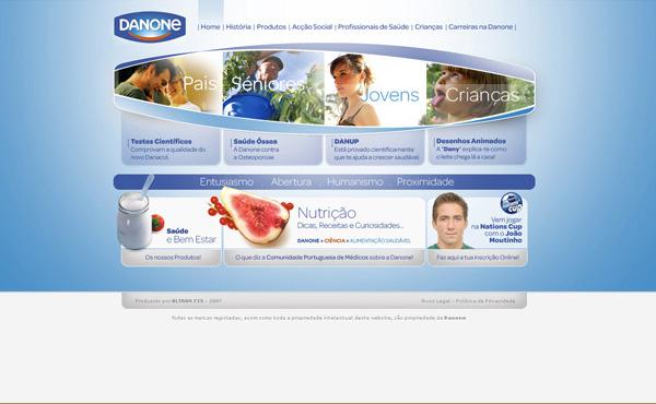 danone website